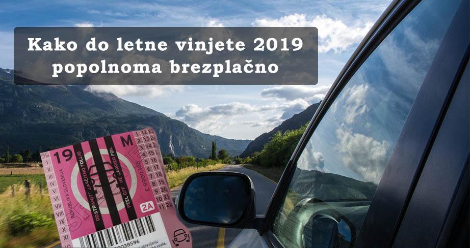 letna vinjeta 2019